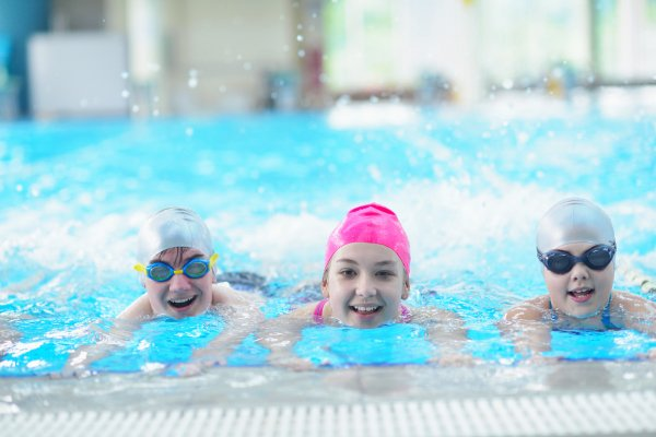 children swimming kicking lesson private adelaide
